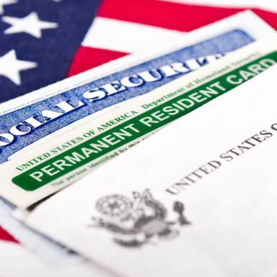 USA visa documentation
